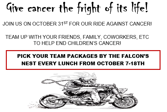 Cancer Ride